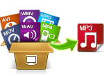 Convertire i video dei computer in MP3