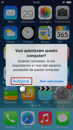 copiare contatti da iphone a samsung note 4