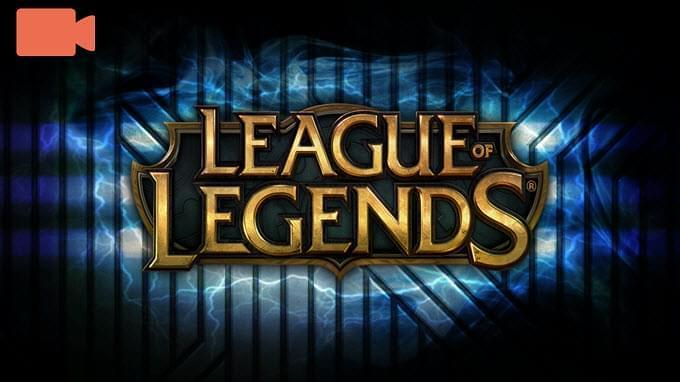 registrare league of legends